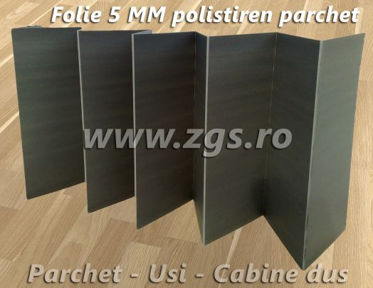 Izolatie parchet 5mm