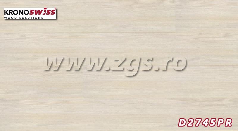 Parchet 8mm Krono Swiss Stejar Alb D2745PR