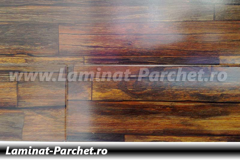 Parchet laminat 12mm lemn exotic 91093-1 lucios